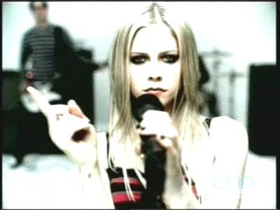 Avril Lavigne - He Wasn't (Video Clip)