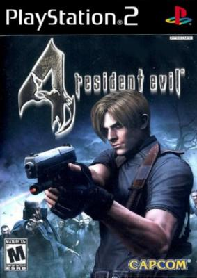 RESIDENT_EVIL_4_by_kassDVD-PAL-Spanish (PS2)