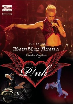 Pink - Live From Wembley Arena (DVDr)