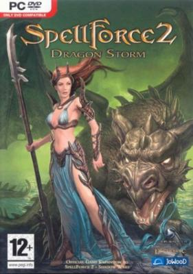 SpellForce.2.Dragon.Storm-RELOADED